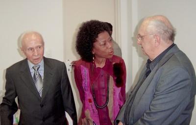 Jacob Gorender, Arany Santana e Marco Antonio Coelho