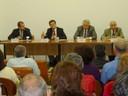 Luiz Nunes de Oliveira, Carlos Henrique de Brito Cruz, João Steiner e Adolpho José Melfi