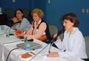 Sandra Maria Sawaya, Selma Pimenta Garrido e Ana Lydia Sawaya