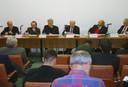 Amaury de Souza, Rogério Arantes, Antônio Octávio Cintra, Bolívar Lamonier, Gildo Marçal Brandão e Guilherme Leite da Silva Dias