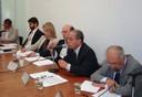 Antonio Carlos Robert de Moraes, Ricardo Sennes, Nina Ranieri, Sérgio Fausto, Sebastião Velasco e Cruz e Oliveiros Ferreira