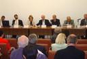 Antonio Carlos Robert de Moraes, Ricardo Sennes, Nina Ranieri, Sérgio Fausto, Sebastião Velasco e Cruz, Oliveiros Ferreira e Guilherme Leite da Silva Dias