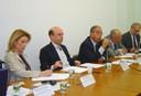 Nina Ranieri, Sérgio Fausto, Sebastião Velasco e Cruz, Oliveiros Ferreira e Guilherme Leite da Silva Dias