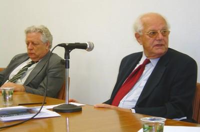 João Steiner e Ignacy Sachs