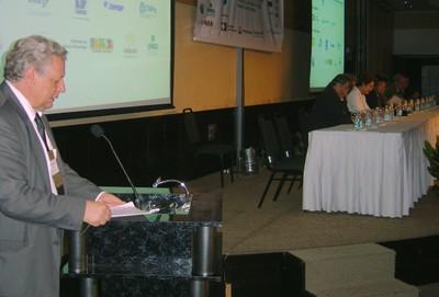 João Steiner faz a abertura do evento