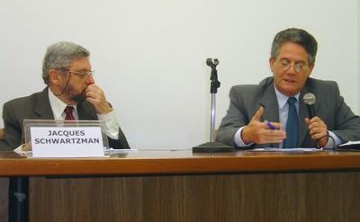 Jacques Schwartzman e Helio Nogueira da Cruz