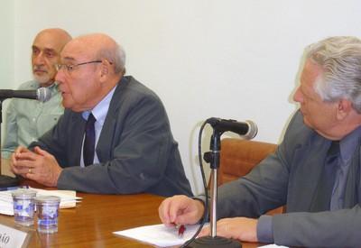 Milton Campanário, Richard Nelson e João Steiner