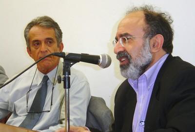 Jacques Velloso e Guilherme Ary Plonski
