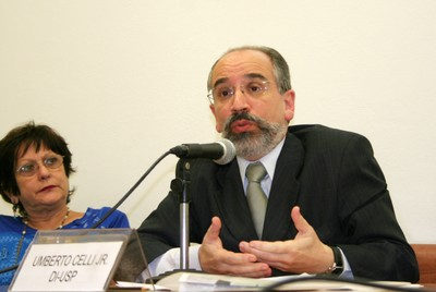 Cremilda Medina e Umberto Celli Jr