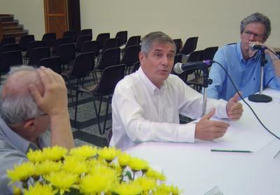 Marco Antonio Coelho, Dom Luiz Cappio e Paulo Nogueira Batista Júnior