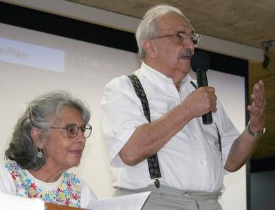 Ecléa Bosi e Marco Antonio Coelho