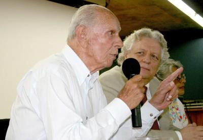 Francisco Papaterra Limongi Neto e João Steiner