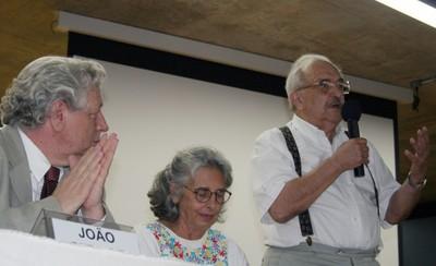 João Steiner, Ecléa Bosi e Marco Antonio Coelho
