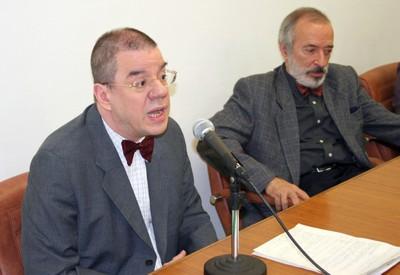 Rui Vieira Nery e  José Eduardo Martins