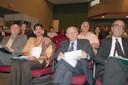 Jacques Marcovitch, Farhana Yamin, Eduardo Moacyr Krieger e Luiz Gylvan Meira Filho