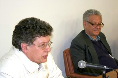 José Raimundo Novaes Chiappin e Luiz Pinguelli Rosa