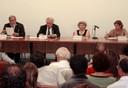 Marcos Barros, João Steiner, Bertha Becker e Neli Aparecida de Mello-Théry