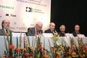 João Lima S. Neto, Adolpho José Melfi, Pedro Leite da Silva Dias, Carlos Oiti Berbert e Jurandir Zullo Jr.