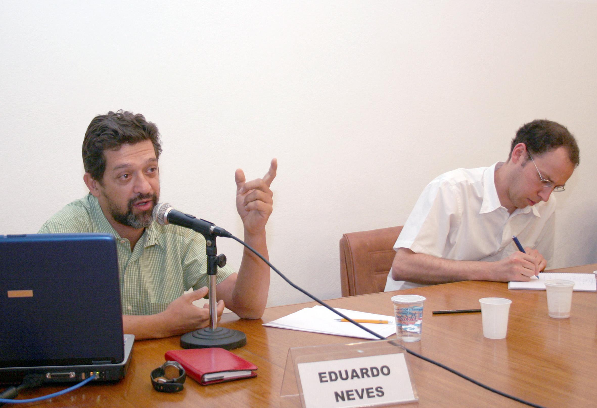 Eduardo Neves e Diogo Meyer