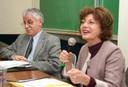 Juan Carlos Tedesco e Sonia Penin