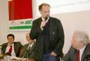 João Alberto de Negri, Esper Abraão Cavalheiro, Glauco Arbix e João Steiner