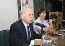 Carlos Roberto Jamil Cury, Elba Siqueira de Sá Barreto e Maria Malta Campos