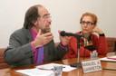 Manuel Antonio Garretón e Renée Fregosi