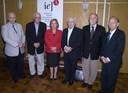 Flávio Fava de Moraes, Adolpho José Melfi, Suely Vilela, José Goldemberg, Jacques Marcovitch e Antônio Hélio Guerra Vieira