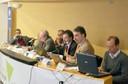 Roberto Rodrigues, Pedro Leite da Silva Dias, Luiz Gylvan Meira Filho, Virgínio Viana, Roberto Smeraldi e Paulo Barreto