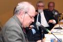 Pedro Leite da Silva Dias, Celso Lafer e César Ades