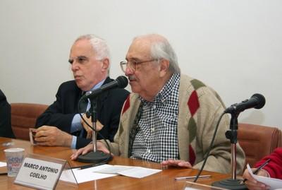 Samuel Pinheiro Guimarães e Marco Antonio Coelho