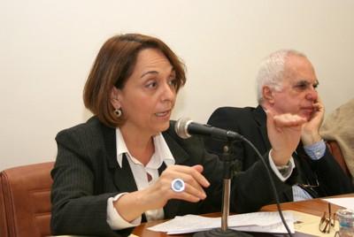 Laura Greenhalgh e Samuel Pinheiro Guimarães