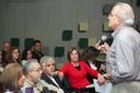 César Ades faz abertura do evento e apresenta os expositores