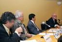 Otaviano Canuto dos Santos Filho, César Ades, Carlos Roberto Azzoni e James T. Wright