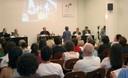 Hernan Chaimovich, Marco Antonio Zago, Glauco Arbix, Jorge Kalil Filho e Vahan Agopyan