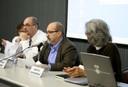 Michel Wieviorka, Sérgio Adorno e Nadya Guimarães