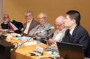 Geraldo Forbes, José Carlos Braga, Marco Antonio Coelho, Luiz Carlos Bresser Pereira e Marcelo Tsuji