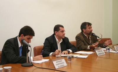 Adriano Santhiago Oliveira, Tercio Ambrizzi e Paulo Artaxo