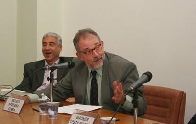 José Eli da Veiga e Sergio Barbosa Serra