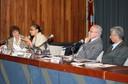 Maria Clara Di Pierro, Marina Silva, César Ades e José Eli da Veiga