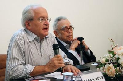 César Ades e Paulo Nogueira Neto