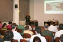 Alberto Sampaio de Almeida inicia sua apresentação