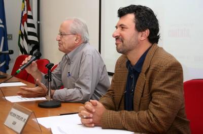 César Ades e Nelson Ernesto Coelho Jr