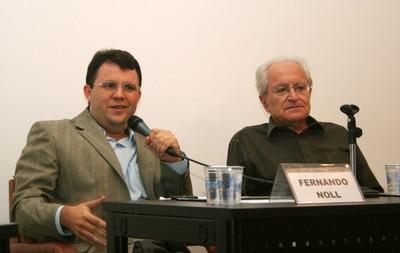 Fernando Noll e César Ades