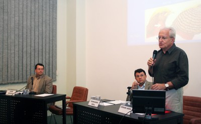 John W. Wenzel, Fernando Noll e César Ades