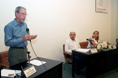 Luís Bartolomé Lecha Estela, Wagner Costa Ribeiro e Helena Ribeiro