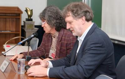 Eleonora Albano e Didier Demolin