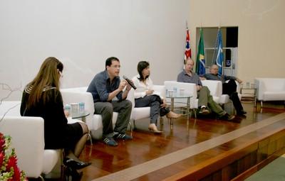 Fórum de Discussão Sobre Acesso aberto na USP - 26 de  outubro de 2010 - ft 13