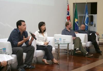 Fórum de Discussão Sobre Acesso aberto na USP - 26 de  outubro de 2010 - ft 15