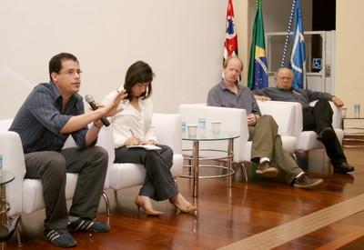 Fórum de Discussão Sobre Acesso aberto na USP - 26 de  outubro de 2010 - ft 16
